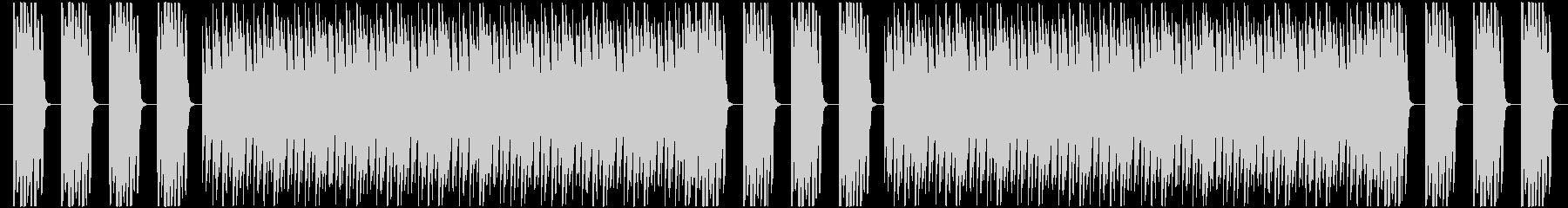 【切ない系・ピアノ】回想の未再生の波形