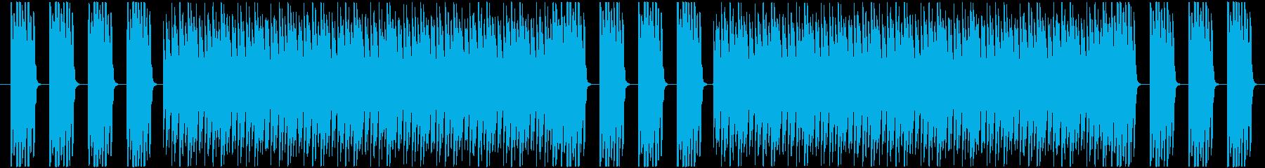 【切ない系・ピアノ】回想の再生済みの波形