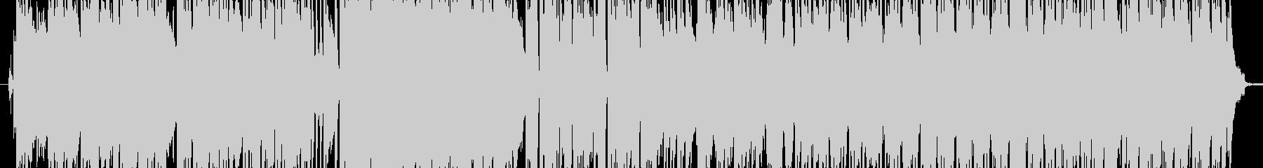 ピアノ+ストリングスの上品な室内楽の未再生の波形