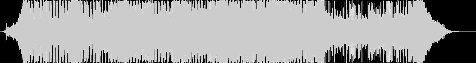 オーケストライメージの幻想的EDMの未再生の波形