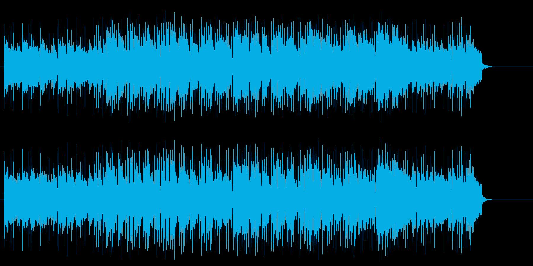 旅情漂うミディアムポップ(イントロ~…)の再生済みの波形
