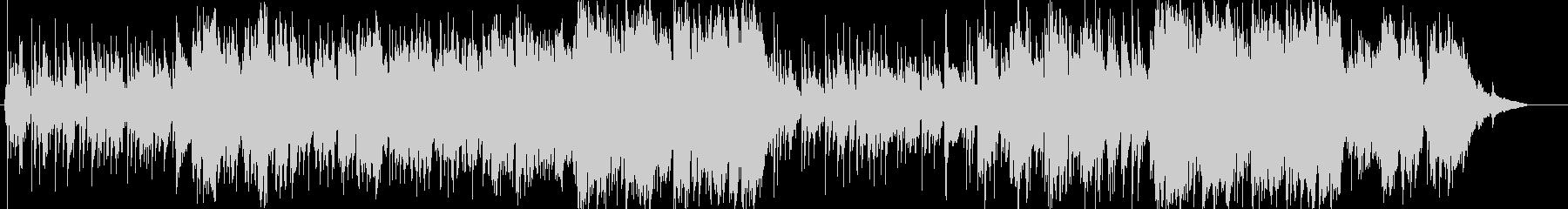 バイオリンのマリン風ミディアムテンポ曲の未再生の波形
