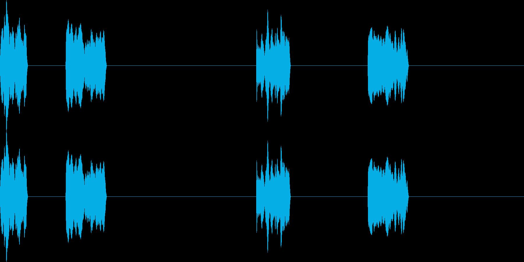 005_ボタン_選択の再生済みの波形
