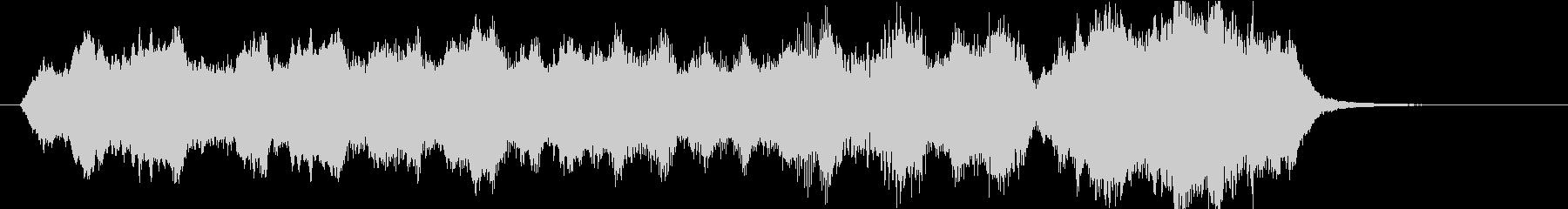 15秒CMサイズの18 心癒す弦楽四重奏の未再生の波形