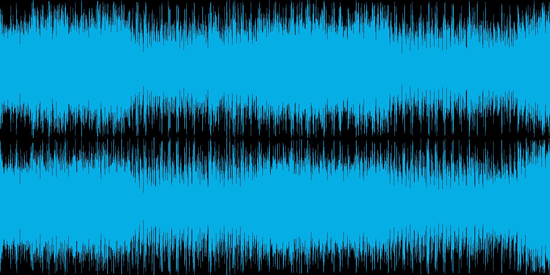 勇壮で壮大なクラッシックの再生済みの波形