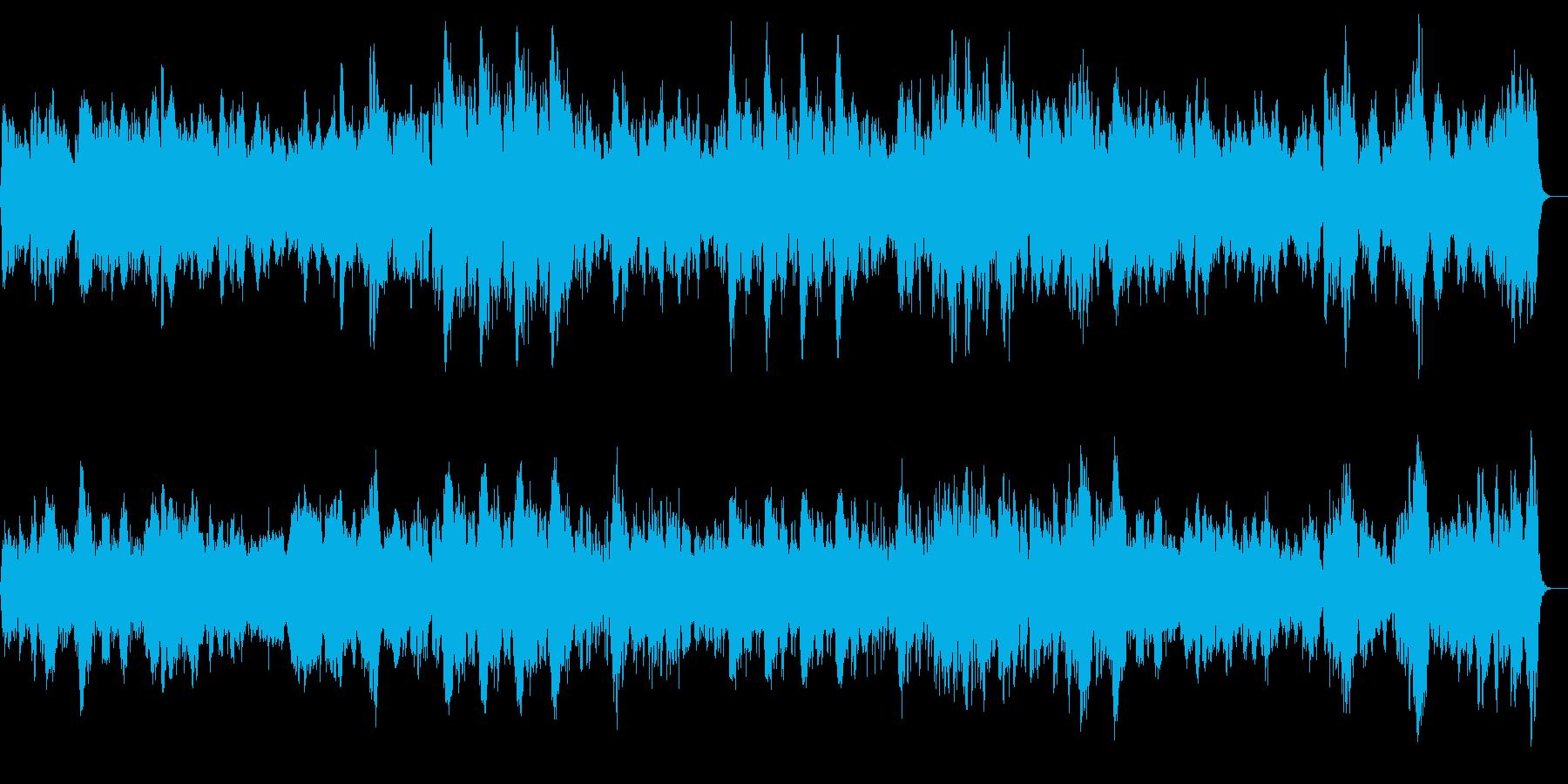 チャイコフスキー四季 4月 松雪草の再生済みの波形
