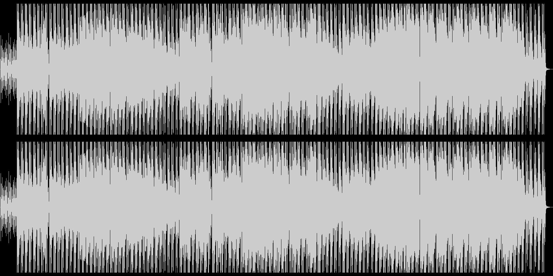 壮大 ジャズ & クラシックの未再生の波形
