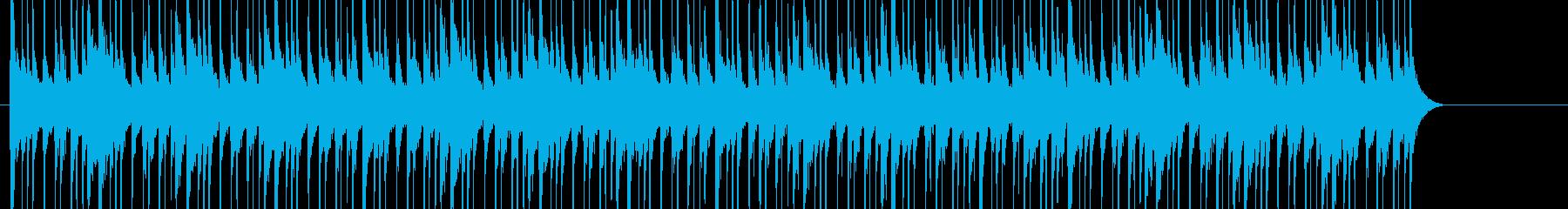 ゆったり 上品 気品 田園 草原の再生済みの波形