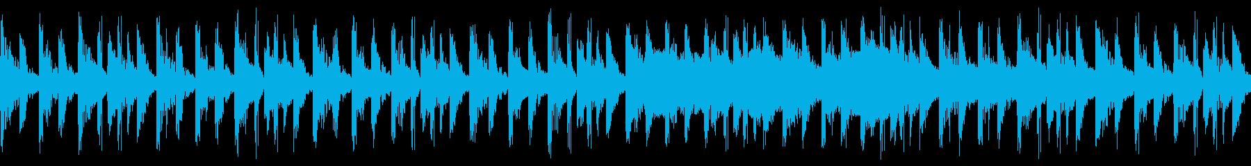 キャラ選択、システム画面など(ループ)2の再生済みの波形