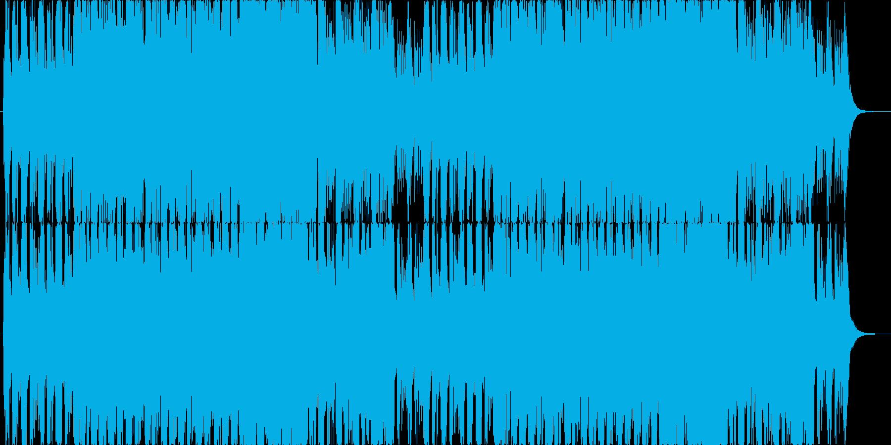 ファンタジG ステータス画面、城 B20の再生済みの波形