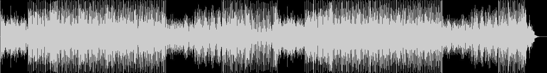 ダンサンブルなスウィングジャズの曲です。の未再生の波形