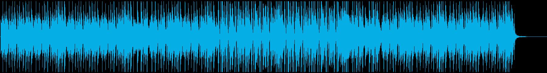 CMや映像にピアノ ゆったり心温まるの再生済みの波形