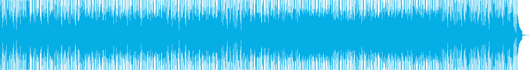マリオのようなアクションゲームその2の再生済みの波形