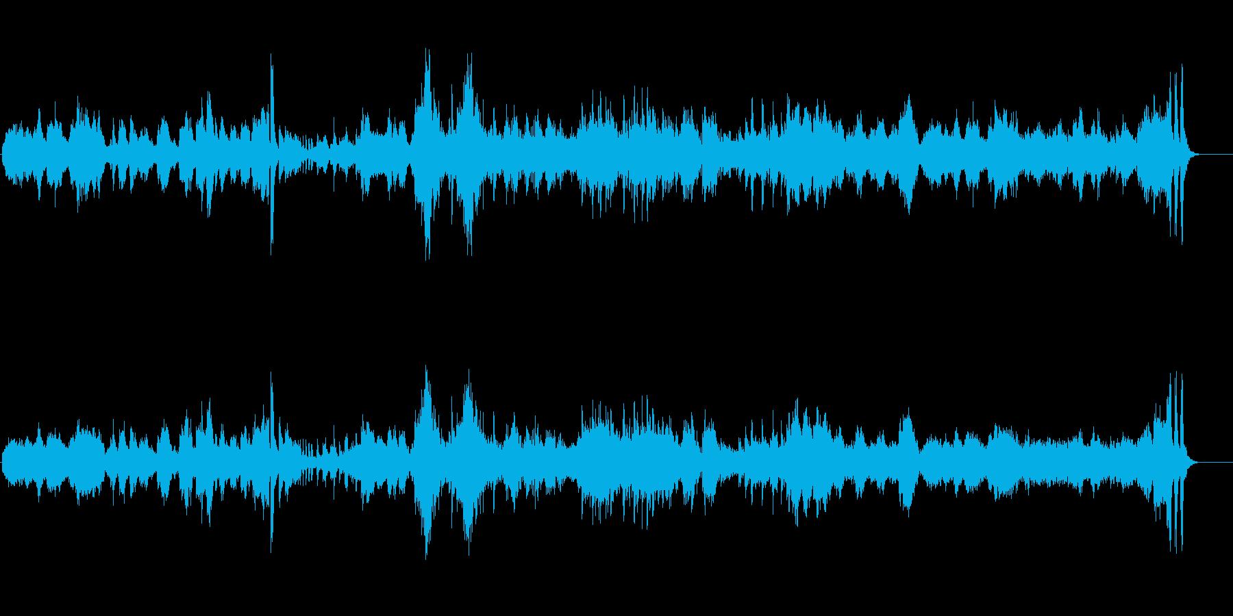[春] ベートーベン/スプリング・ソナタの再生済みの波形