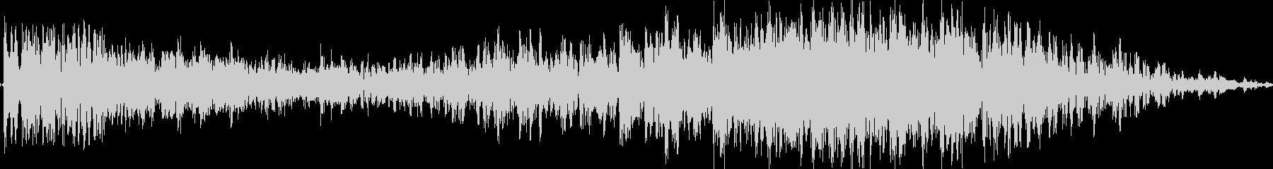 ヒュードロドロの未再生の波形