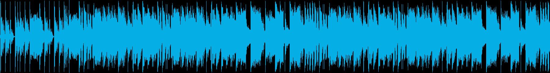 【ダブステップ×トランペットJAZZ】の再生済みの波形