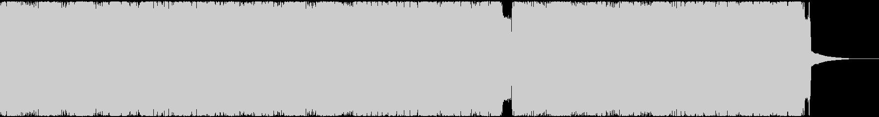 切なめロックの未再生の波形