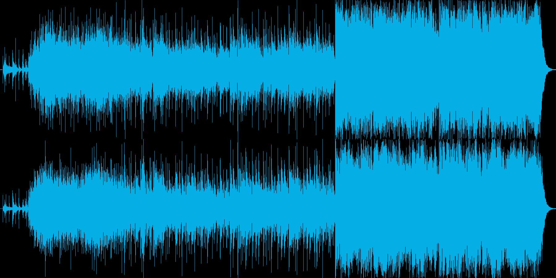 和楽器を使った幻想的な曲 日本の美の再生済みの波形