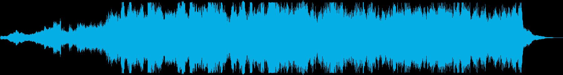 しっとり切ないファンタジーなオーケストラの再生済みの波形
