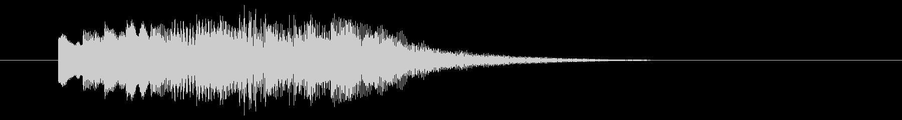アイドルSE5 レアカード レベルアップの未再生の波形