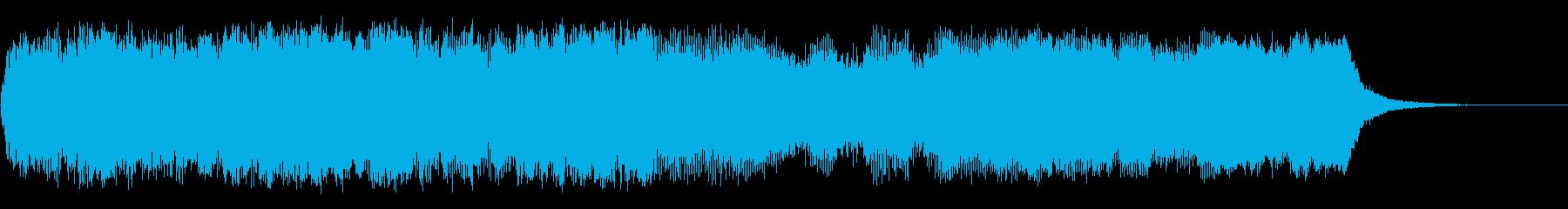 RPGオープニングオーケストラの再生済みの波形