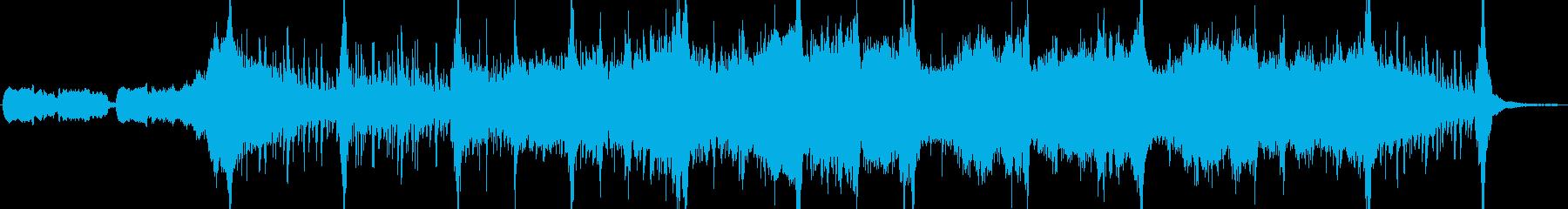 ゲーム的オーケストラ 冒険の始まる平原の再生済みの波形