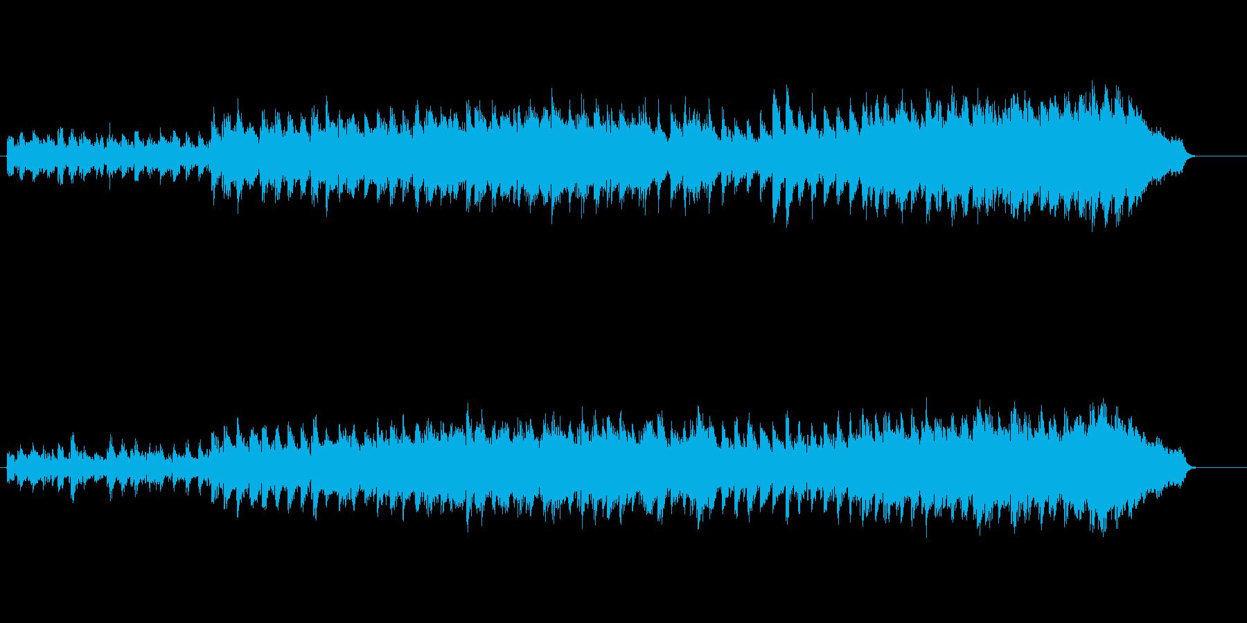 リリカルなセミクラ風(ウィーンへの憧憬)の再生済みの波形