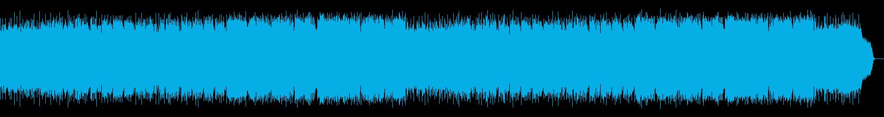 SAXが奏でる明るくおおらかなポップスの再生済みの波形