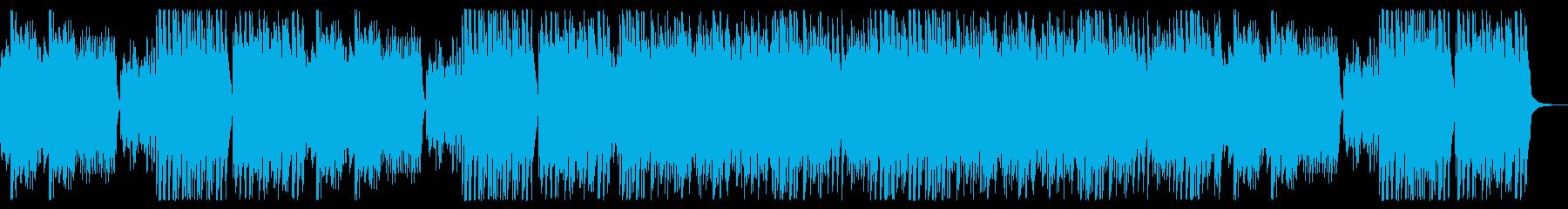 【ピアノ】 メイプルリーフラグ_カバーの再生済みの波形