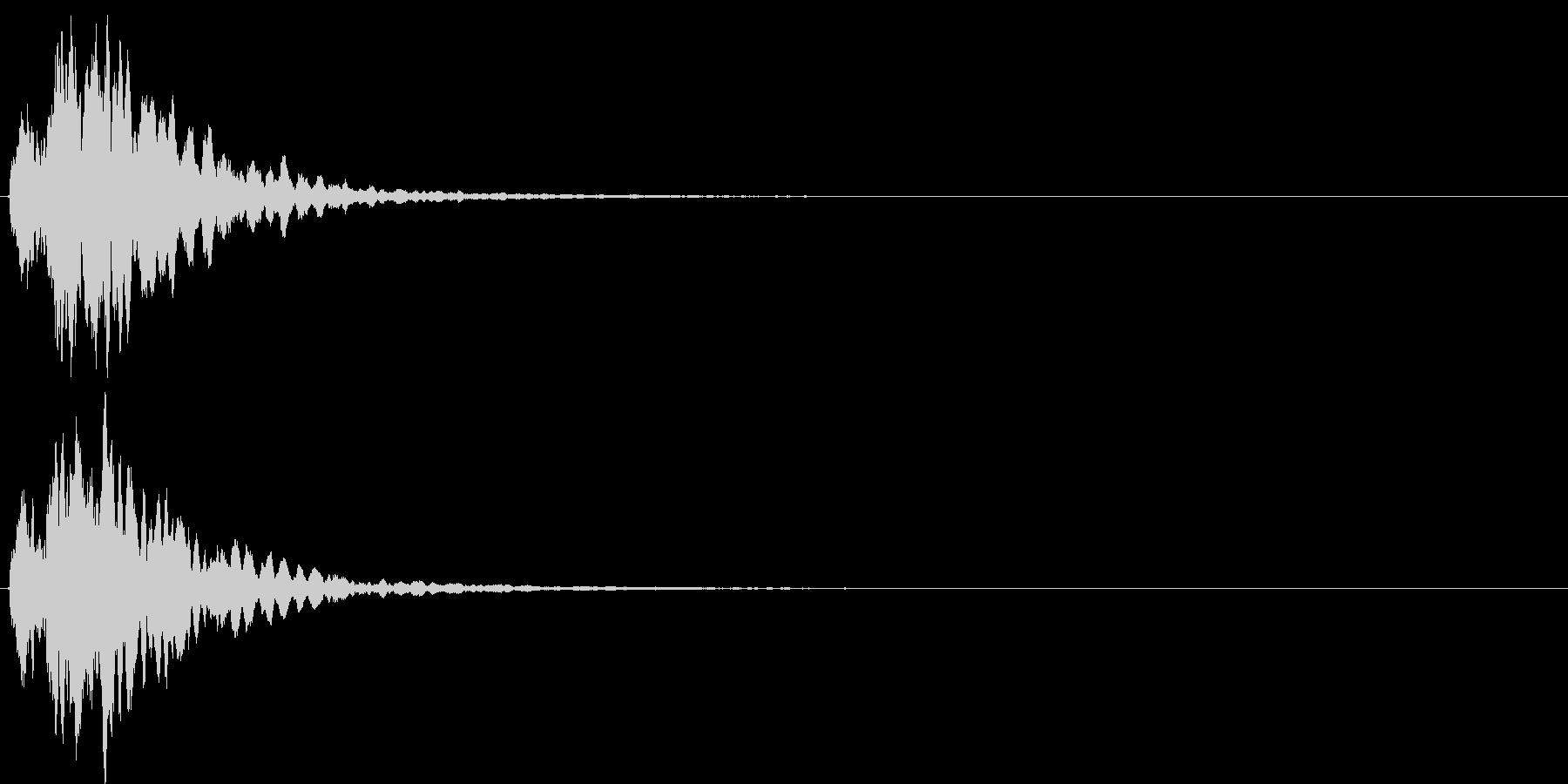 キラン/シャキーン☆星,光,魔法効果音1の未再生の波形