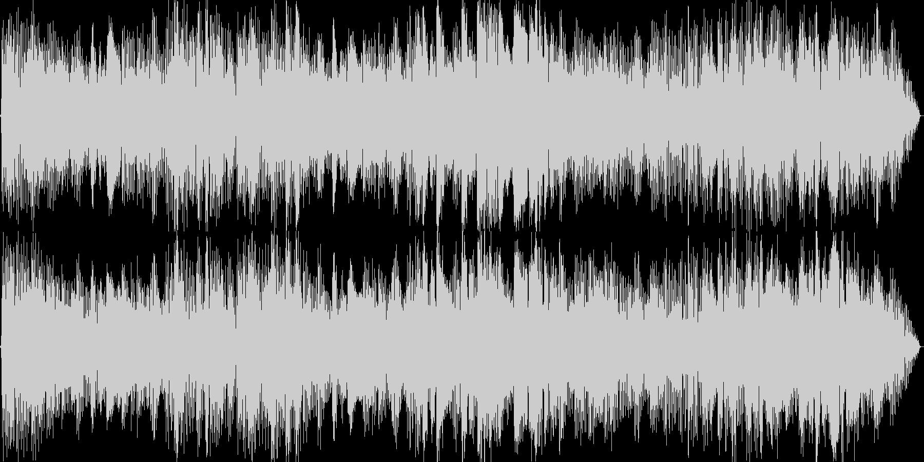 Jazzy_BGMの未再生の波形