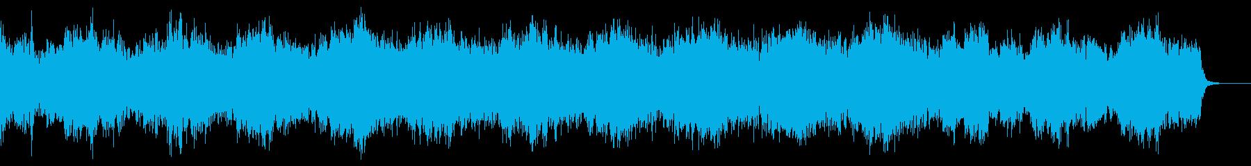 効果音、 電流②の再生済みの波形