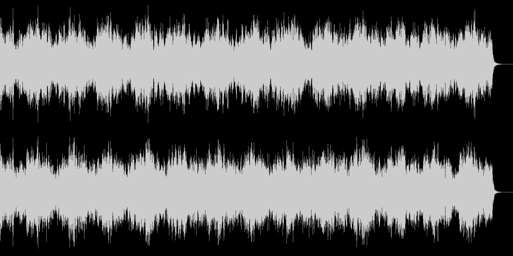効果音、 電流②の未再生の波形