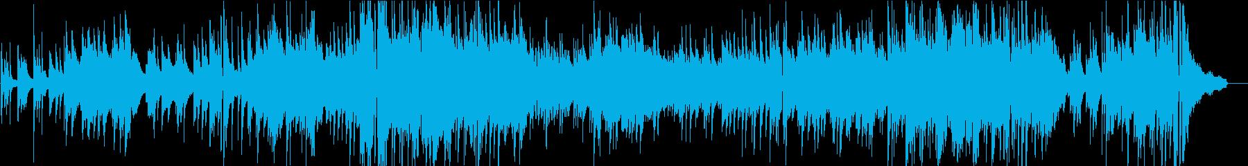 昼下がりの午後♪まったり系の再生済みの波形