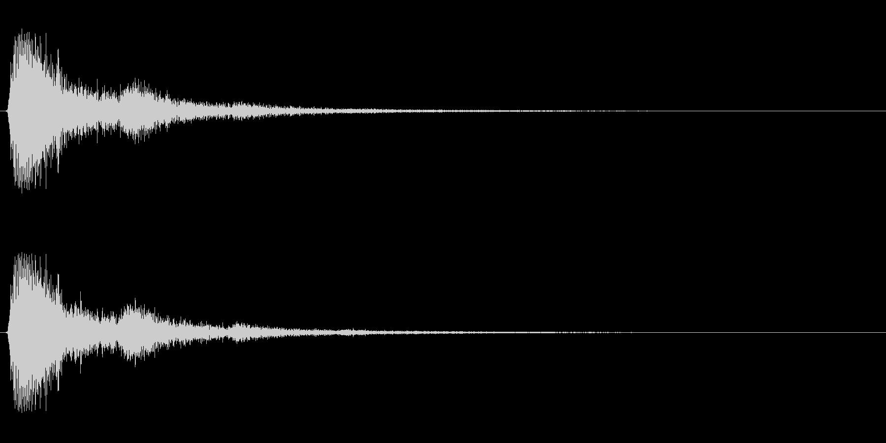 【出題03-2】の未再生の波形