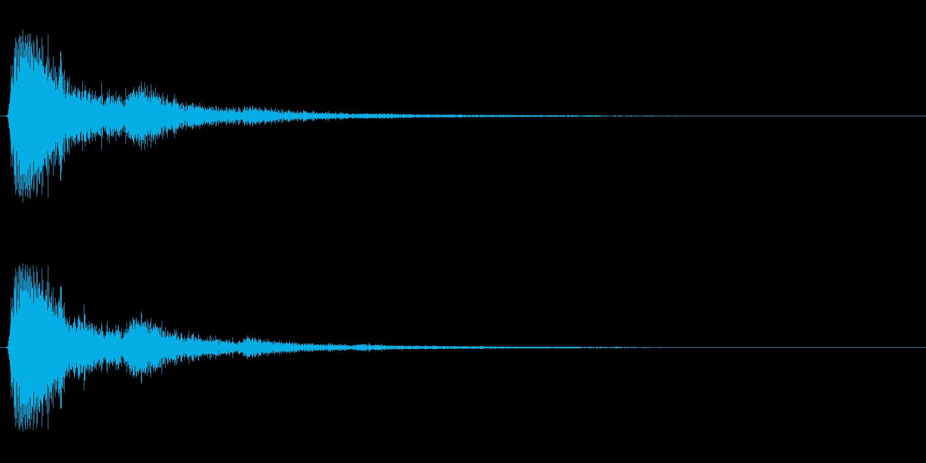 【出題03-2】の再生済みの波形