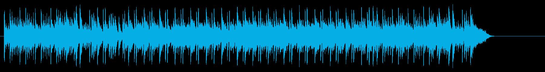 不安をはねのけるポップ(イントロ~A…)の再生済みの波形