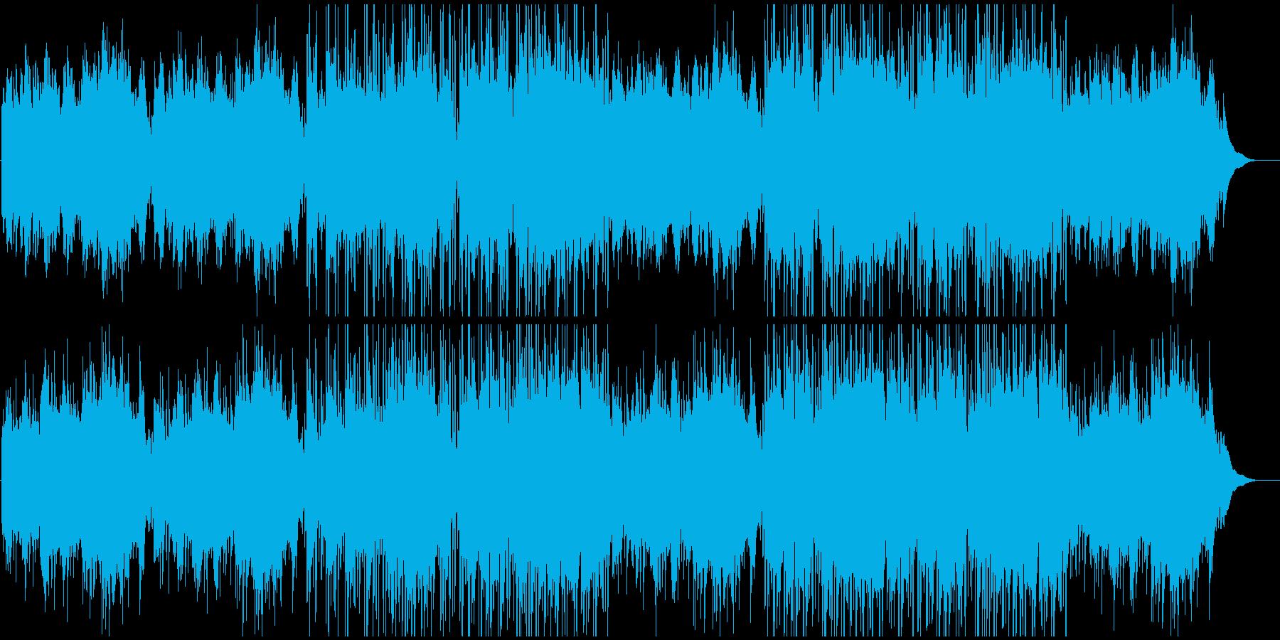 CMや映像に ピアノでロマンチックの再生済みの波形