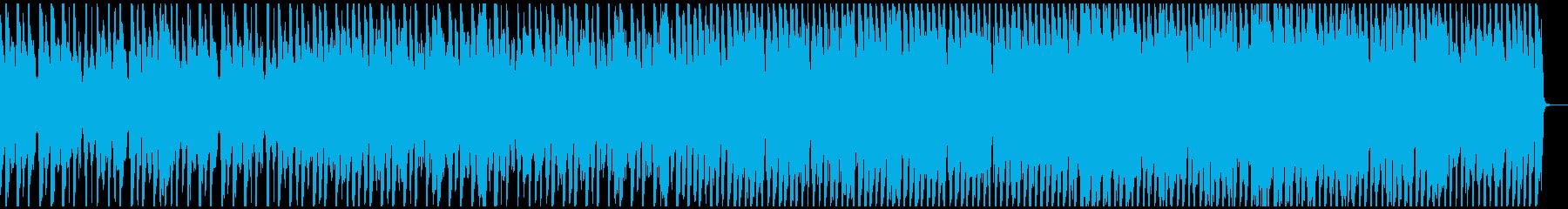 ジングルベル ウクレレでゆったり南国風にの再生済みの波形