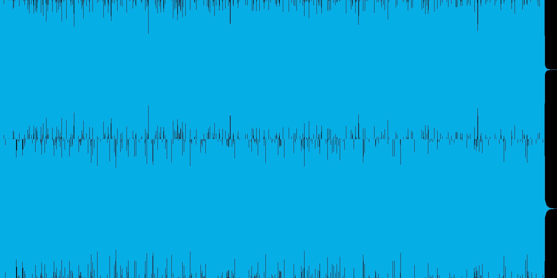 暗い・切ない・シンセ・ピアノ・RPGの再生済みの波形