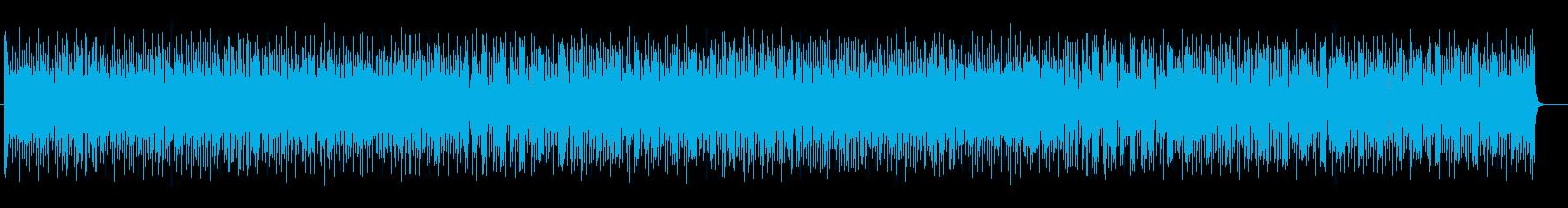 ピアノ中心の軽やかなジャズの再生済みの波形