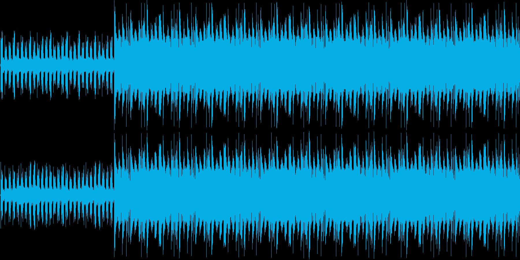 【アミューズメント/コミカルなポップス】の再生済みの波形