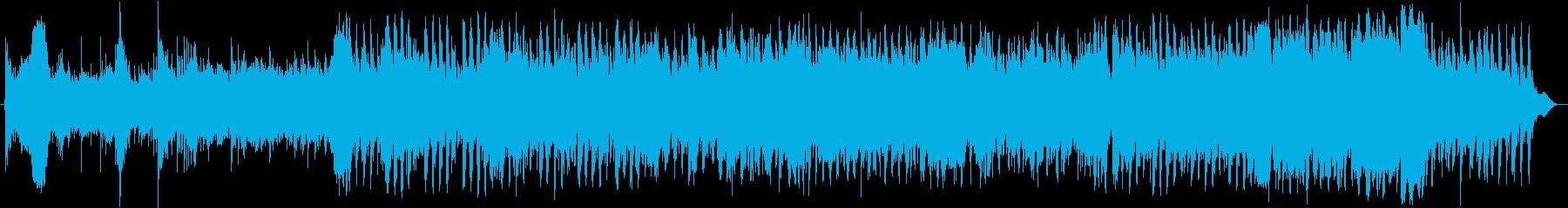 龍神【和風オーケストラ戦闘曲】の再生済みの波形
