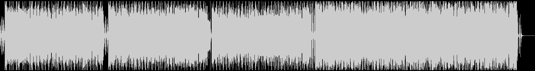 聖者の行進 ほのぼの・ウクレレ・手拍子の未再生の波形