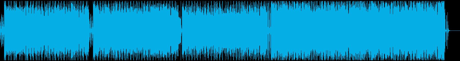 聖者の行進 ほのぼの・ウクレレ・手拍子の再生済みの波形
