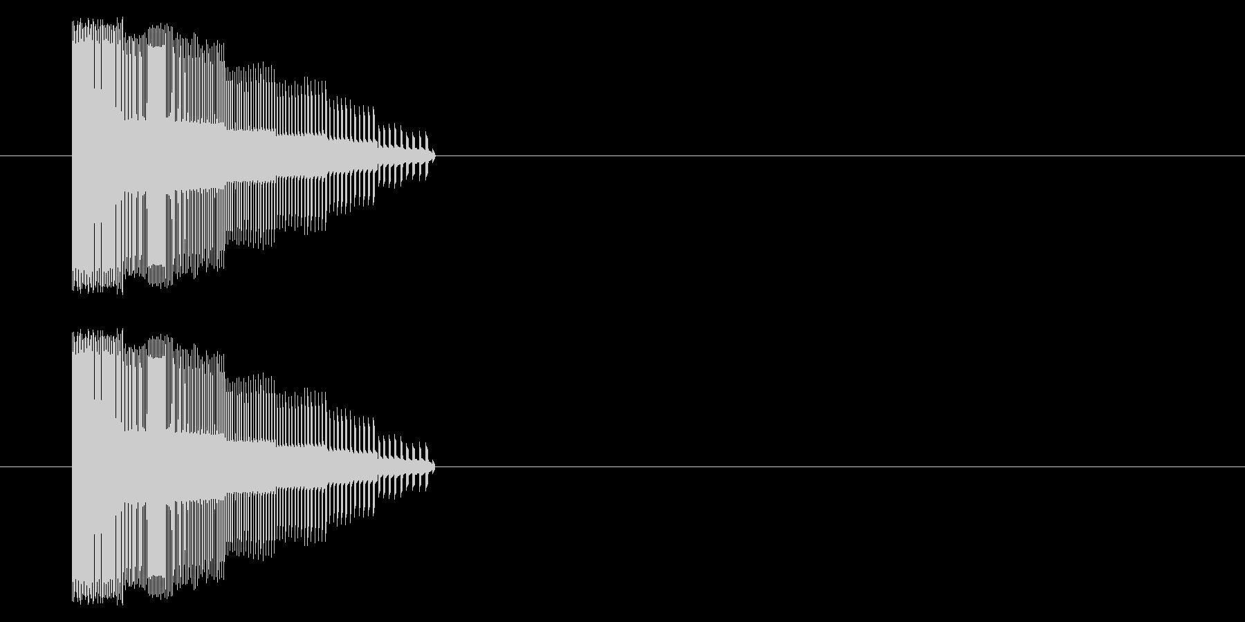 【NES 汎用01-01(ピッチ)】の未再生の波形