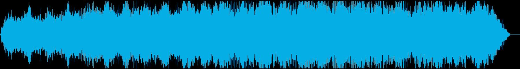 再現VTR▼夢の中、幻覚のシーン Aの再生済みの波形