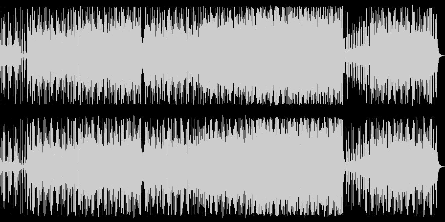 白鳥の湖/ポップアレンジの未再生の波形