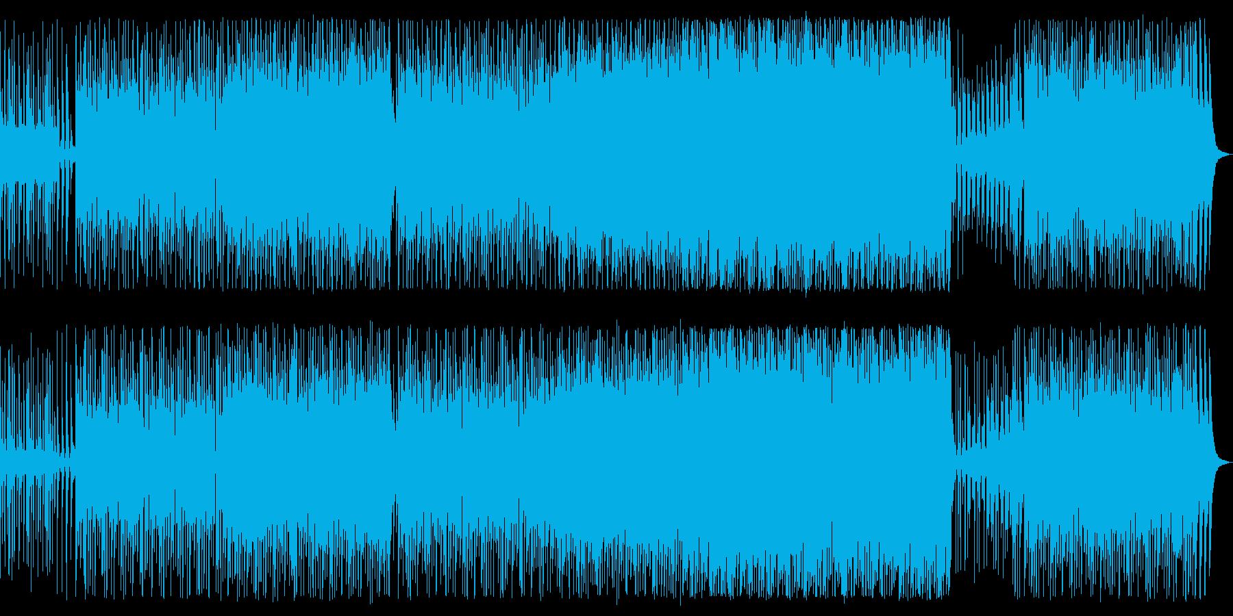 白鳥の湖/ポップアレンジの再生済みの波形