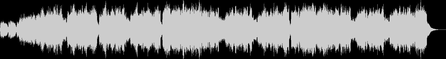 【BGM】結婚式入場01(オルガン)の未再生の波形